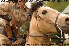 Horses, cowgirl riding, cowgirl with gun, cowgirl quote, horse quote Facebook.com/WildflowerCowgirl.com