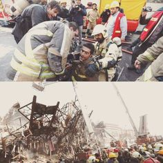 FEATURED POST  @redhouseshields -  Over 50 firefighters perished this morning in Tehran Iran while working a high-rise fire which began on an upper floor of the 17-story building. Many rescues were performed before the collapse. Praying for these firemen's families and for their department today. What a tremendous loss. Despite political national tactical or religious differences ours is an international brotherhood with a uniform task. . . TAG A FRIEND! http://ift.tt/2aftxS9 . Facebook…
