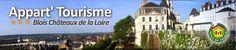 Blois - Loire: Appart'Tourisme Blois Châteaux de la Loire