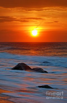 ✯ Ocean Sunrise