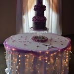 Cake table (Cake not made my functionality) Plum Wedding, Cake Table, Make It Yourself, How To Make