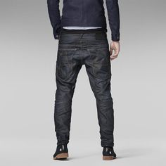 G-Star RAW | Men | Jeans | A Crotch Tapered - Dark Aged