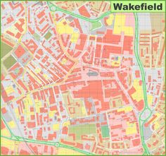 Canterbury city center map Maps Pinterest Canterbury City FC