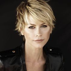 Latest 2019 Hair Style If I ever grow out my hair again… If I ever grow out my hair again… We are trying to help people to show the most great hair styles on our web site . Short Shaggy Haircuts, Shaggy Short Hair, Celebrity Short Haircuts, Shaggy Pixie Cuts, Cute Pixie Haircuts, Pixie Haircut Styles, Stylish Short Hair, Blonde Pixie Cuts, Haircut Bob
