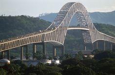 bridges+of+the+world | Great Bridges of the World - Bridge of the Americas