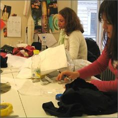 Fashion design education