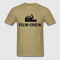 film crew - Men's T-Shirt
