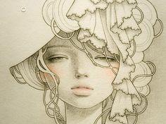Blush ~ Audrey Kawasaki