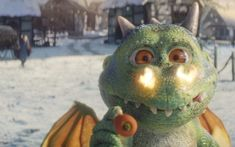John Lewis Christmas advert 2019 tells adorable story of Excitable Edgar the dragon — Digital Spy John Lewis Christmas Ad, John Lewis Advert, Christmas Adverts, Christmas Campaign, Sweet Messages, Cute Stories, Christmas Pudding, Baby Dragon, Christmas Sale