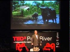 Green School's Founder, John Hardy was asked to speak at TED about Green School, receiving a standing ovation.