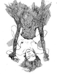 Ilustració de Julia Gfrörer.