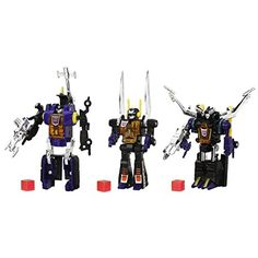 Hasbro Transformers Platinum Edition Insecticons Bombshell Kickback Skrapnel set ** Click on the image for additional details.Note:It is affiliate link to Amazon.
