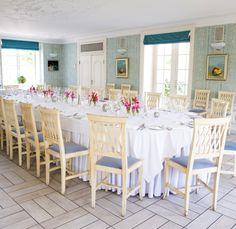 Blue Room at Dwor Oliwski Restauant, #Gdansk, #Poland