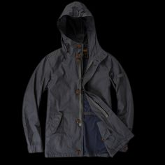 UNIONMADE - Woolrich John Rich & Bros. - Fishtail Parka in Lake Blue ($200-500) - Svpply