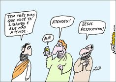 Apostolo Paulo : Alô !