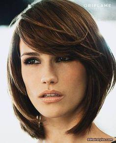 Sensational My Hair Medium Lengths And Medium Length Hairstyles On Pinterest Hairstyles For Men Maxibearus