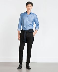 STRUCTURED SHIRT-View all-Shirts-MAN | ZARA United States