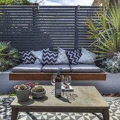 Private Small Garden Design More