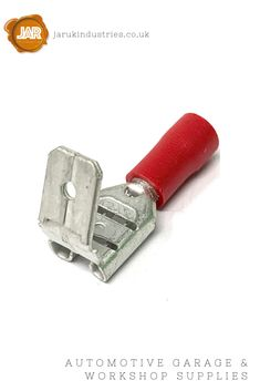 Piggyback Blade Terminals (Red, Blue, Yellow) - (Pack 100 or
