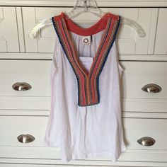 Anthropologie Tanktop Never worn. Adorable tank from Akemi + Kin!! Tags still on, perfect condition. Anthropologie Tops Tank Tops