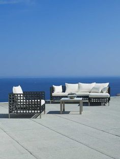 Flow from Cane-line. Design by Cane-line Design Team. #outdoor #chair