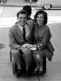 Natalie & RJ - 1960