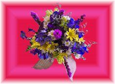 Occasions Florist  Murphy NC  wildflower bouquet  perfect for summer wedding