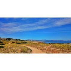 #Hiking around #Mallorca #SonReal  by sa_fita_backpackers