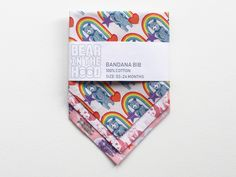 BANDANA BIB (3 PACK) GIRLS (copy), £18.00
