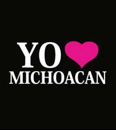 YO ❤ MICHOACAN