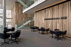View full picture gallery of Kunstcluster Nieuwegein Corporate Interior Design, Corporate Interiors, Commercial Interior Design, Commercial Interiors, Space Interiors, Office Interiors, Grand Hall, Showroom, Lobby Design