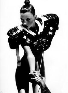 Jeisa Chiminazzo & Missy Rayder by Mert Alas & Marcus Piggott for Pop Magazine #11 Fall/Winter 2005