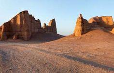 La combinación de tierra sumamente caliente y mucho viento, es lo que provoca el... - Getty Images