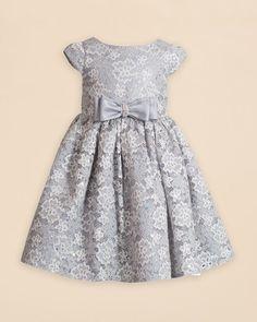 Kleinfeld Pink Girls' Chiara Dress - Sizes 2T-4T