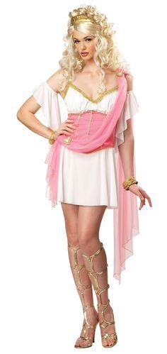 Sexy Love Goddess Costume