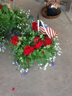 Memorial Day Hanging Baskets!! purchase yours today!! At Rt. 522 Country Crafts in Beaver Springs! Open till 5 pm