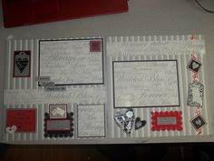 Wedding Layout Album - Scrapbook.com