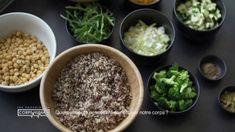 Nutrition, Veggie Recipes, Coco, Brunch, Beans, Pudding, Vegetables, Desserts, Chickpeas