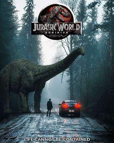 Jurassic Park Tattoo, Jurassic Park Poster, Jurassic World Characters, Jurassic World 3, Jurassic World Fallen Kingdom, Dinosaur Posters, Dinosaur Art, Cute Dinosaur, Dinosaur Crafts
