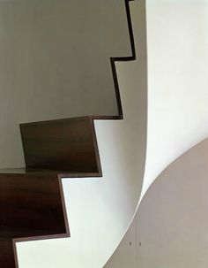 Staircase by TsAO & McKOWN architects