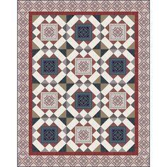 Windham Fabrics Kingston Promenade Quilt Kit
