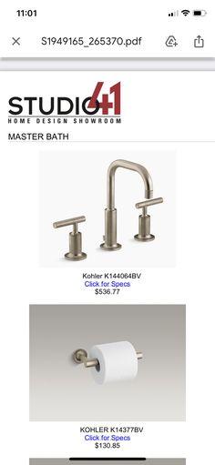 Home Design, Kings Lane, Toilet Paper, Bathroom, Washroom, Home Designing, Full Bath, Bath, Bathrooms