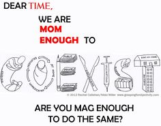 Dear Time Magazine, I am Mom Enough to Coexist.