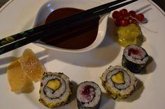33 Degrees: Sweet Sushi Woo