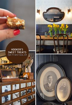 Hooker's Sweet Treats in San Francisco. From the Spotted SF blog.