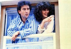 LOCAL HERO, from left: Denis Lawson, Jennifer Black, 1983, © Warner Brothers