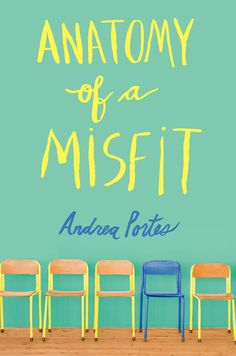 "Anatomy of a Misfit, Andrea Portes's sad, funny, and romantic YA novel (based on actual events), is described as ""Mean Girls meets The Perks of Being a Wallflower."" What's not to love about that? Out Sept. 2"