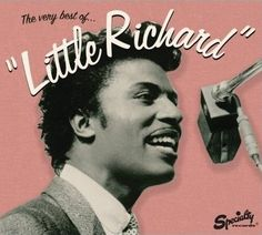 "Little Richard recorded ""Tutti Frutti"" in 1955."
