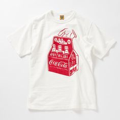 T-shirt  Coca-Cola x Human Made x Beams