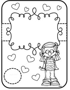 Borders For Paper, Borders And Frames, Planner Doodles, Cute Scrapbooks, Quiet Book Templates, School Clipart, Bullet Journal Art, Cute Clipart, Binder Covers